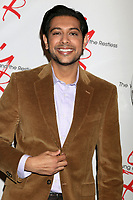 LOS ANGELES - MAR 26:  Abhi Sinha at the The Young and The Restless Celebrate 45th Anniversary at CBS Television City on March 26, 2018 in Los Angeles, CA