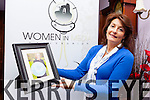 Joan O'Connor from Ballybunion this week a great line up for the Women in Media conference taking place on April 18th and 19th.