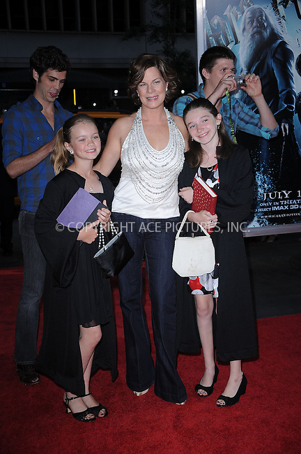 WWW.ACEPIXS.COM . . . . .  ....July 9 2009, New York City....Marcia Gay Harden at the New York premiere of 'Harry Potter and the Half-Blood Prince' at Ziegfeld Theatre on July 9, 2009 in New York City....Please byline: KRISTIN CALLAHAN - ACE PICTURES.... *** ***..Ace Pictures, Inc:  ..tel: (212) 243 8787 or (646) 769 0430..e-mail: info@acepixs.com..web: http://www.acepixs.com