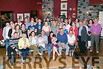 Cian Hogan from Tralee enjoying his surprise 40th birthday with family and friends at O'Donnells on Saturday night.