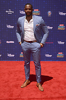 LOS ANGELES - APR 29:  Barry White Jr at the 2017 Radio Disney Music Awards at the Microsoft Theater on April 29, 2017 in Los Angeles, CA