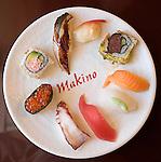 Sushi, Makino Restaurant, Las Vegas, Nevada