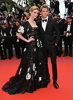 Elizabeth Debicki &amp; Joe Alwyn at the gala screening for &quot;Solo: A Star Wars Story&quot; at the 71st Festival de Cannes, Cannes, France 15 May 2018<br /> Picture: Paul Smith/Featureflash/SilverHub 0208 004 5359 sales@silverhubmedia.com