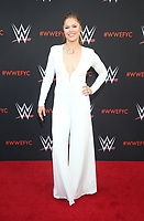 NORTH HOLLYWOOD, CA - JUNE 6: Ronda Rousey,  WWE's First-Ever Emmy &quot;For Your Consideration&quot; Event at The Saban Media Center in North Hollywood, California on June 6, 2018. <br /> CAP/MPIFS<br /> &copy;MPIFS/Capital Pictures