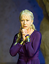 Phedre by Jea Racine,a new version by Ted Hughes directed by Nicholas Hytner.With Helen Mirren as Phedre.Opens at The Lyttleton Theatre at TheRoyal  National Theatre on  3/6/09 CREDIT Geraint Lewis