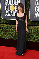 Lena Headey at the 75th Annual Golden Globe Awards at the Beverly Hilton Hotel, Beverly Hills, USA 07 Jan. 2018<br /> Picture: Paul Smith/Featureflash/SilverHub 0208 004 5359 sales@silverhubmedia.com