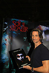 "General Hospital Michael Easton (One Life To Live, Port Charles, Days of Our Lives) at the New York Comic Con 2012 to show fans and others ""Soul Stealer Collector's Edition"" which he cowrote and was in a booth on October 13, 2012 at the Javits Center, New York City, New York. (Photo by Sue Coflin/Max Photos)"