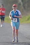 Duathlon held on old N1 at Monasterboice north of Drogheda. Photo: Colin Bell/pressphotos.ie