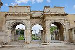 The Gate of Mazeus and Mythridates, Ephesus