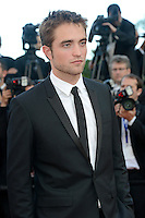 "Robert Pattinson attending the ""On the Road"" Premiere during the 65th annual International Cannes Film Festival in Cannes, 23.05.2012...Credit: Timm/face to face"