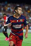 2015-08-17-FC Barcelona vs Athletic Club: 1-1.