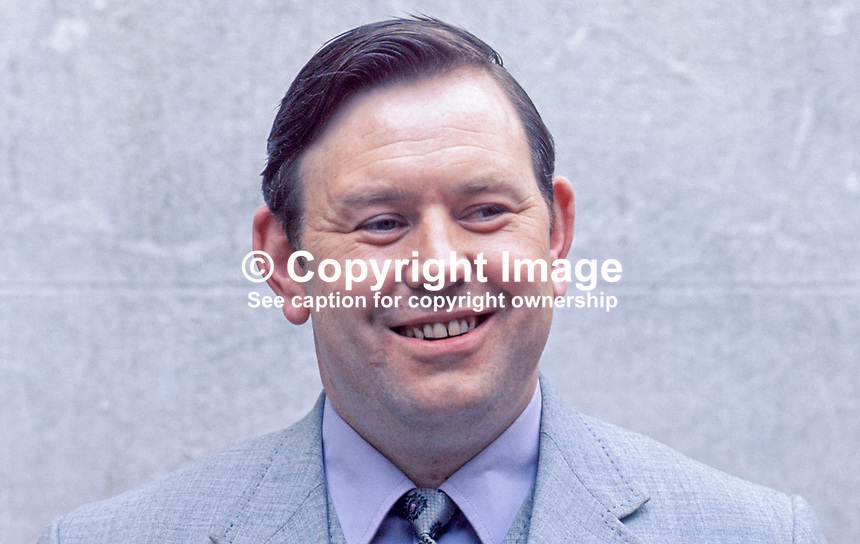 Edward Sayers, candidate, DUP, Mid-Ulster, Assembly Election, 197306000434.<br /> <br /> Copyright Image from Victor Patterson, 54 Dorchester Park, Belfast, UK, BT9 6RJ<br /> <br /> t1: +44 28 9066 1296 (from Rep of Ireland 048 9066 1296)<br /> t2: +44 28 9002 2446 (from Rep of Ireland 048 9002 2446)<br /> m: +44 7802 353836<br /> <br /> e1: victorpatterson@me.com<br /> e2: victorpatterson@gmail.com<br /> <br /> The use of my copyright images is subject to my Terms &amp; Conditions.<br /> <br /> It is IMPORTANT that you familiarise yourself with them. They are available on my website at www.victorpatterson.com.<br /> <br /> None of my copyright images may be used on a website unless they are visibly watermarked, i.e. &copy; Victor Patterson within the body of the visible image. Metadata denoting my copyright must NOT be deleted. <br /> <br /> Web use (maximum size - 400 kb) is extra at currently recommended NUJ rates.