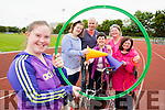 Mary Clare McCarthy, Mary Flynn, Sean Hanly, Noreen McGuire, Breda O'Donoghue and Claire Rohan getting prepared for the St John of Gods Fun Sports day on Wednesday May 25th
