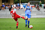 NELSON, NEW ZEALAND - APRIL 2: WMPL Tasman Utd v FC Twenty 11 at Saxton Field on April 2 2017 in Nelson, New Zealand. (Photo by: Chris Symes/Shuttersport Limited)