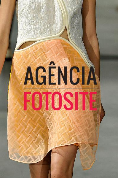 Nova Iorque, EUA 09/2014 - Desfile da 3.1 Phillip Lim durante a Semana de moda de Nova Iorque  -  Verao 2015. <br /> <br /> Foto: FOTOSITE