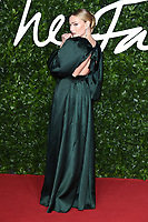 Clara Paget<br /> arriving forThe Fashion Awards 2019 at the Royal Albert Hall, London.<br /> <br /> ©Ash Knotek  D3542 02/12/2019