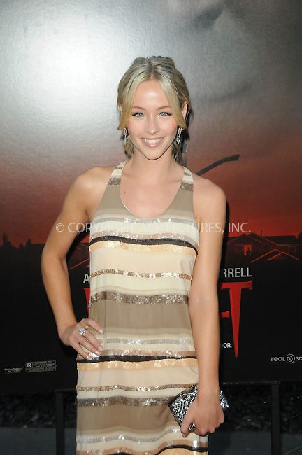 WWW.ACEPIXS.COM . . . . . .August 17, 2011......Los Angeles, CA ....August 17, 2011....Emily Montague attends the Fright Night  Screening at the Archlight Theater in Los Angeles, CA .....Please byline: PETER WEST - ACEPIXS.COM.. . . . . . ..Ace Pictures, Inc: ..tel: (212) 243 8787 or (646) 769 0430..e-mail: info@acepixs.com..web: http://www.acepixs.com ...