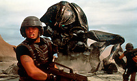 Starship Troopers (1997) <br /> Casper Van Dien<br /> *Filmstill - Editorial Use Only*<br /> CAP/KFS<br /> Image supplied by Capital Pictures