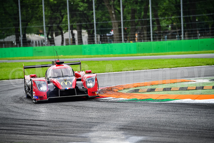 #23 PANIS BARTHEZ COMPETITION (FRA) LIGIER JSP217 GIBSON LMP2 TIMOTHE BURET (FRA) JULIEN CANAL (FRA) WILLIAM STEVENS (GBR)