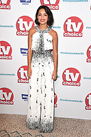 Georgina Campbell<br /> arriving for the TV Choice Awards 2017 at The Dorchester Hotel, London. <br /> <br /> <br /> &copy;Ash Knotek  D3303  04/09/2017
