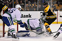 NHL 2015: Canucks vs Bruins FEB 24