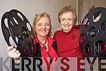 ROLL TITLES: Kerry Film Festival are showing classic movies free to over 65s at Siamsa Tire and pictured at the announcement were Noreen Sullivan and Margaret Sheehan.