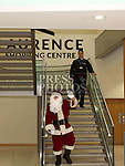 Santa at the Laurence Centre.