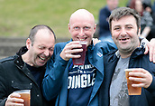 June 10th 2017, Chester Racecourse, Cheshire, England; Chester Races Horse racing; Racing fans having a great day out