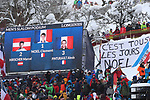 Alpine Ski World Cup 2019 Jan 26th . Men's Slalom race as part of the Alpine Ski World Cup in Kitzbuehel on January 26, 2019; Victory for France's Noel Clement (FRA)  ahead of Marcel Hirscher, Alexis Pinturault (FRA) is third