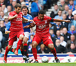 Nacho Novo squeezed out by Foster and Ifil