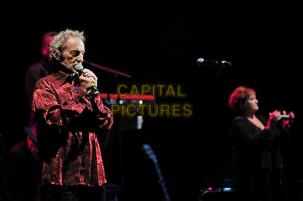 LONDON, ENGLAND - SEPTEMBER 4: Peter Tork of 'The Monkees' performing at Eventin Apollo on September 4, 2015 in London, England.<br /> CAP/MAR<br /> &copy; Martin Harris/Capital Pictures