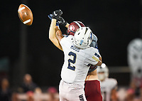 NWA Democrat-Gazette/CHARLIE KAIJO Image from a football game, Friday, October 4, 2019 at Springdale High School in Springdale.