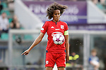 Olympique Lyonnais' Wendie Renard during UEFA Women's Champions League 2015/2016 Final match.May 26,2016. (ALTERPHOTOS/Acero)