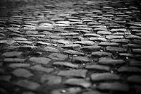 The Oude Kruisberg cobbles<br /> <br /> E3 - Harelbeke 2016