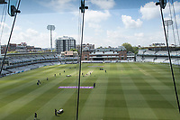 General view of Lord's from the J P Morgan Media Centre during Middlesex vs Lancashire, Royal London One-Day Cup Cricket at Lord's Cricket Ground on 10th May 2019