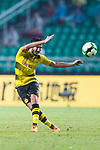 Borussia Dortmund Midfielder Nuri Sahin in action during the International Champions Cup 2017 match between AC Milan vs Borussia Dortmund at University Town Sports Centre Stadium on July 18, 2017 in Guangzhou, China. Photo by Marcio Rodrigo Machado / Power Sport Images