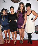 Kim Kardashian,Khloe Kardashian,Kourteney Kardashian & Kris Kardashian at The Famous Cupcakes Beverly Hills Grand Opening hosted by The Kardashian Family in Beverly Hills, California on October 07,2009                                                                   Copyright 2009 DVS / RockinExposures