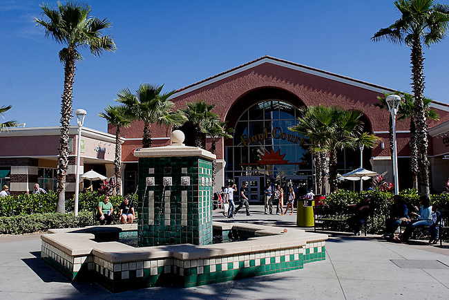 Shopping, Premium Outlets Mall, Orlando, Florida