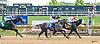 Inkspired winning at Delaware Park on 6/13/17