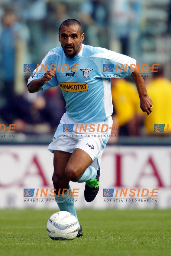 Roma 16/5/2004 Lazio Modena 2-1 Campionato Italiano Serie A 2003/2004 <br /> Fabio Liverani (Lazio) <br /> Photo Andrea Staccioli Insidefoto