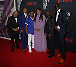 WORLD PREMIERE OF ​ W H E N T H E Y S E E U S ​ ​AT THE APOLLO THEATER