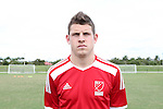 10 January 2016: Mitchell Lurie (Rutgers). The adidas 2016 MLS Player Combine was held on the cricket oval at Central Broward Regional Park in Lauderhill, Florida.
