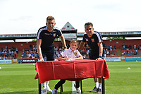 Young Stevenage   during Stevenage vs Tranmere Rovers, Sky Bet EFL League 2 Football at the Lamex Stadium on 4th August 2018