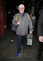 AUG 13 Matt Lucas walking in Rupert Street
