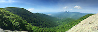 Courtesy photo/KRISTEN LEWIS<br /> Appalachian Trail panorama.