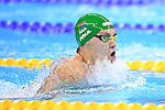 Kevin Paul (RSA), <br /> SEPTEMBER 8, 2016 - Swimming : <br /> Men's 100m Breaststroke SB9 Final<br /> at Olympic Aquatics Stadium<br /> during the Rio 2016 Paralympic Games in Rio de Janeiro, Brazil.<br /> (Photo by AFLO SPORT)