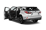 Car images of 2019 Lexus RX Privilege-Line 5 Door SUV Doors