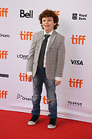 LOGAN SMITH - RED CARPET OF THE FILM 'WHO WE ARE NOW' - 42ND TORONTO INTERNATIONAL FILM FESTIVAL 2017