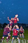 The Castleisland team that defeated Killorglin in Castleisland on Saturday evening.