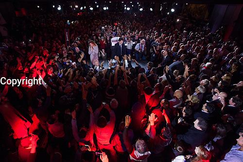 Montreal. 19 octobre 2015.